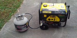 best dual fuel generators