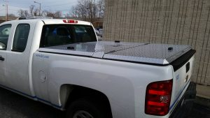 Types of tonneau covers