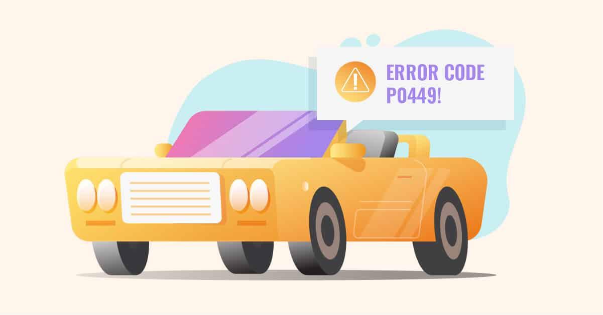 P0449 Error code